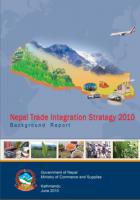 Nepal Trade Integration Strategy  2010