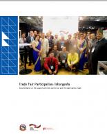 2015_Inhorgenta Trade Fair Participation Report