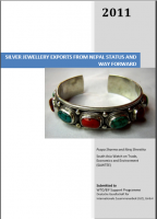 2011_SJ exports from Nepal_Status and Way Forward_SAWTEE